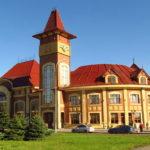 График движения поезда 45/46 Ужгород ― Лисичанск