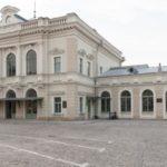 График движения поезда 35/36 Одесса ― Перемышль