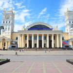 График движения прицепных вагонов Харьков-Мариуполь