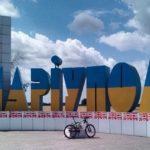 График движения поезда 95/96 Бахмут ― Харьков ― Мариуполь