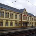 График движения регионального поезда 825/826 Днепр ― Покровск