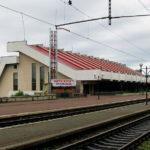 График движения поезда 41/42 Днепр ― Трускавец