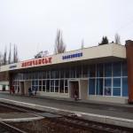 График движения поезда 409/410 Харьков-Лисичанск