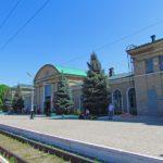 График движения поезда 141/142 Львов ― Бахмут