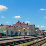 График движения поезда 101/102 Киев ― Херсон