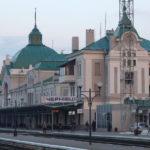 График движения поезда 117/118 Киев ― Черновцы