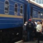 График движения поезда 609/610 Харьков-Лисичанск