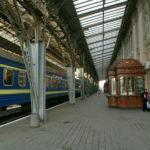 График движения поезда 91/92 Киев ― Львов