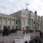График движения поезда 191/192 Одесса ― Мариуполь