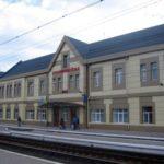 График движения поезда 135/136 Киев ― Покровск