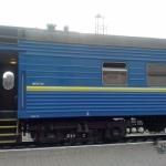 График движения поезда 125/126 Киев ― Константиновка