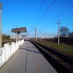 График движения поезда 69/70 Львов ― Мариуполь