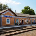 График движения поезда 13/14 Киев ― Ужгород ― Солотвино