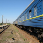График движения поезда 121/122 Николаев ― Киев