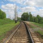 График движения поезда 133/134 Киев-Лисичанск