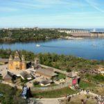 График движения Интерсити 731/732 Киев ― Запорожье