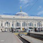 График движения поезда 59/60 Харьков ― Одесса