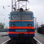 График движения поезда 83/84 Киев ― Мариуполь