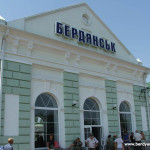 График движения поезда 227/228 Киев ― Бердянск