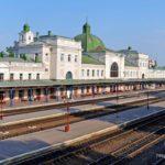 График движения поезда 43/44 Киев ― Ивано-Франковск