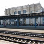 График движения поезда 71/72 Запорожье ― Киев
